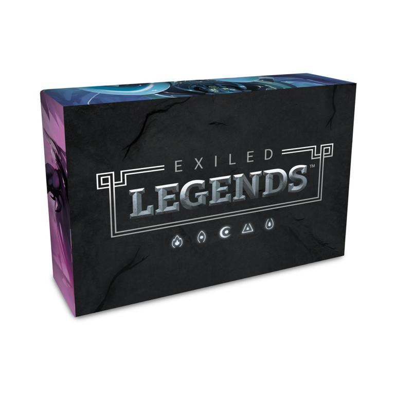 Exiled Legends Card Game