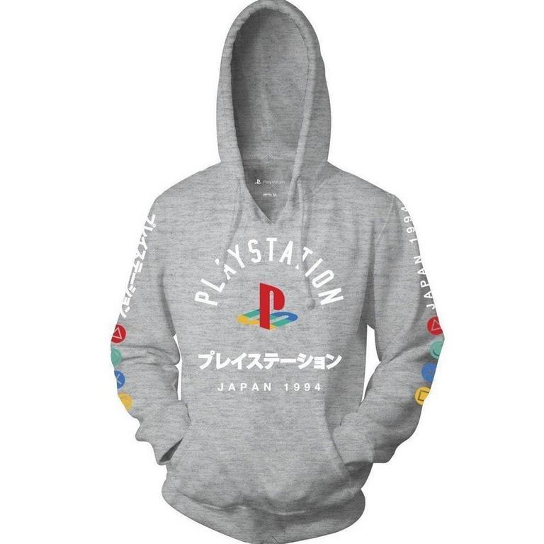 Sony Playstation Logo Hoodie