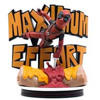 Deadpool Maximum Effort Q-Figure