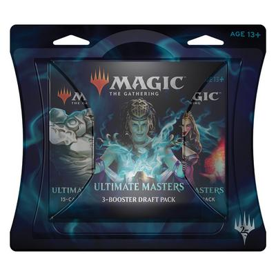 Magic: The Gathering Ultimate Masters Draft Pack 3 Pack