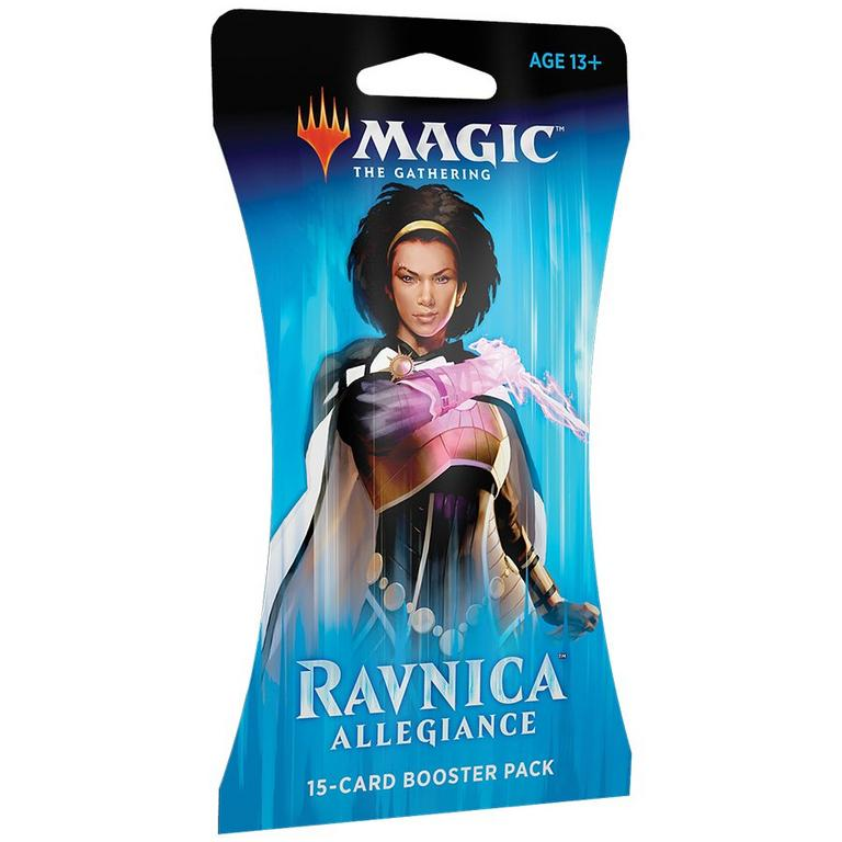 Magic: The Gathering Trading Card Game Ravnica Allegiance 15 Card Booster Pack