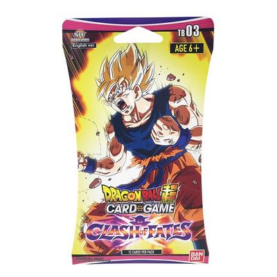 Dragon Ball Super Trading Card Game Clash of Fates Booster Pack