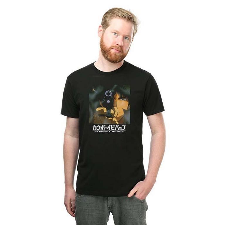 Cowboy Bebop Gun T-Shirt