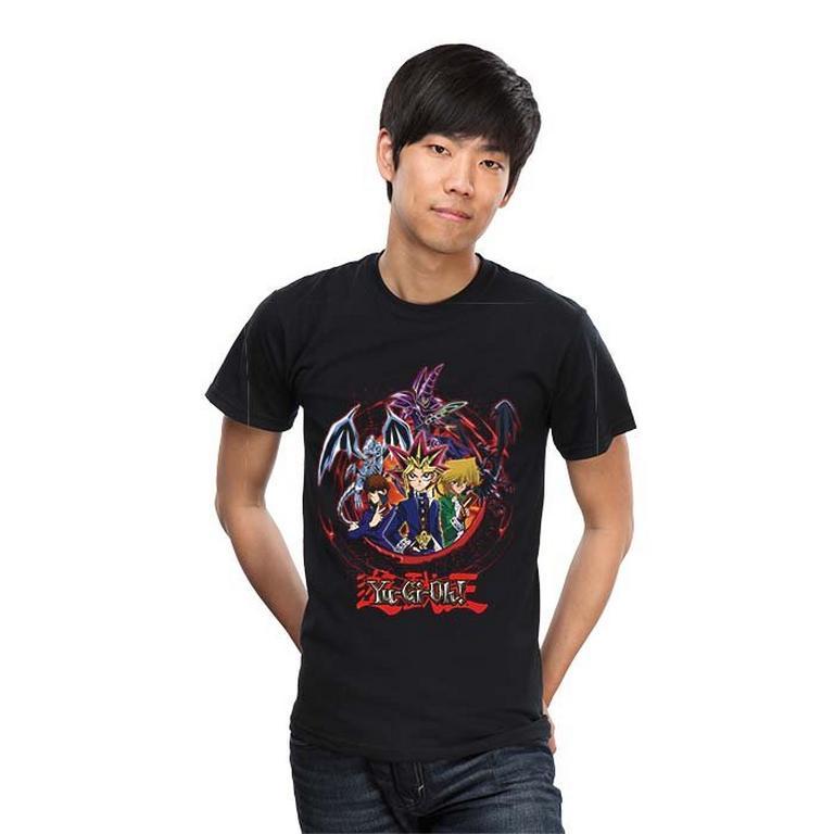 Yu-Gi-Oh! Group T-Shirt