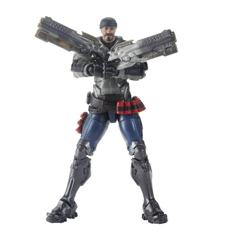 Overwatch Ultimate Series Blackwatch Reyes Reaper Collectible Action Figure