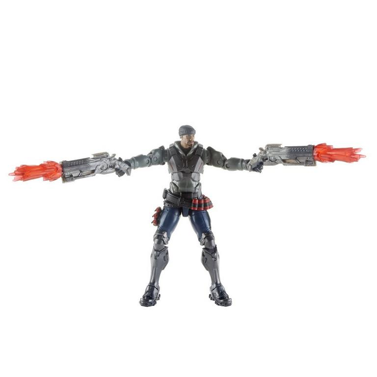 Overwatch Reaper Blackwatch Reyes Ultimate Series Collectible Action Figure
