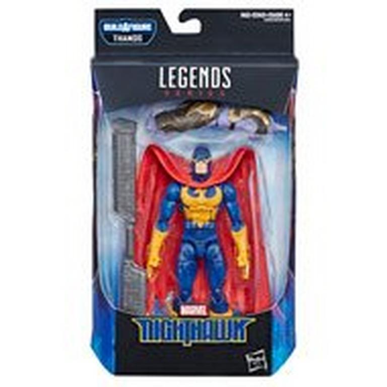 Marvel Legends Series Avengers: Endgame Nighthawk Action Figure
