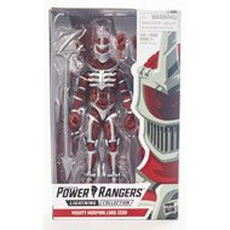 Mighty Morphin Power Rangers Lord Zedd Lightning Collection Action Figure