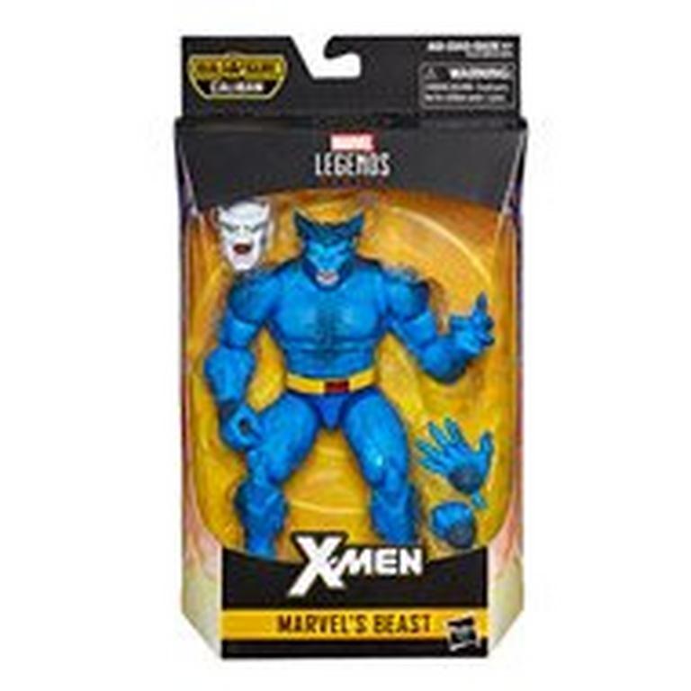 Marvel Legends Series X-Men Beast Action Figure