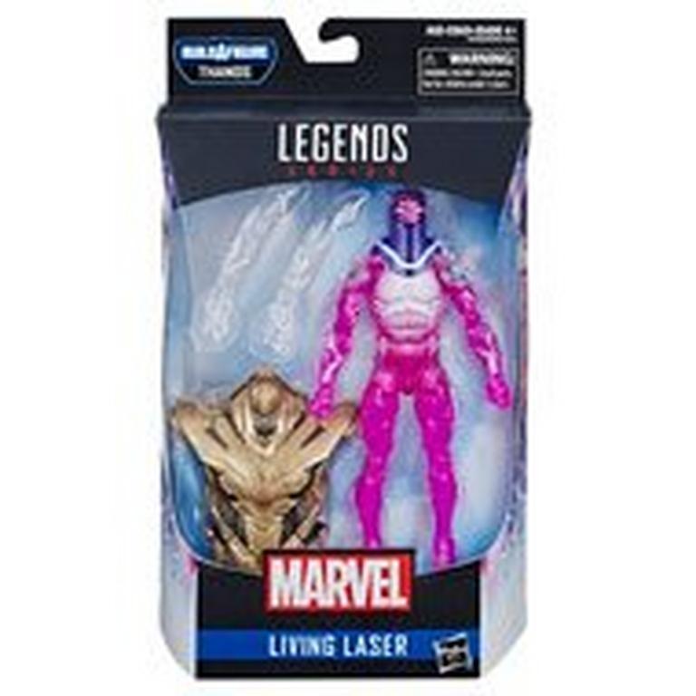 Marvel Legends Series Avengers: Endgame Living Laser Action Figure