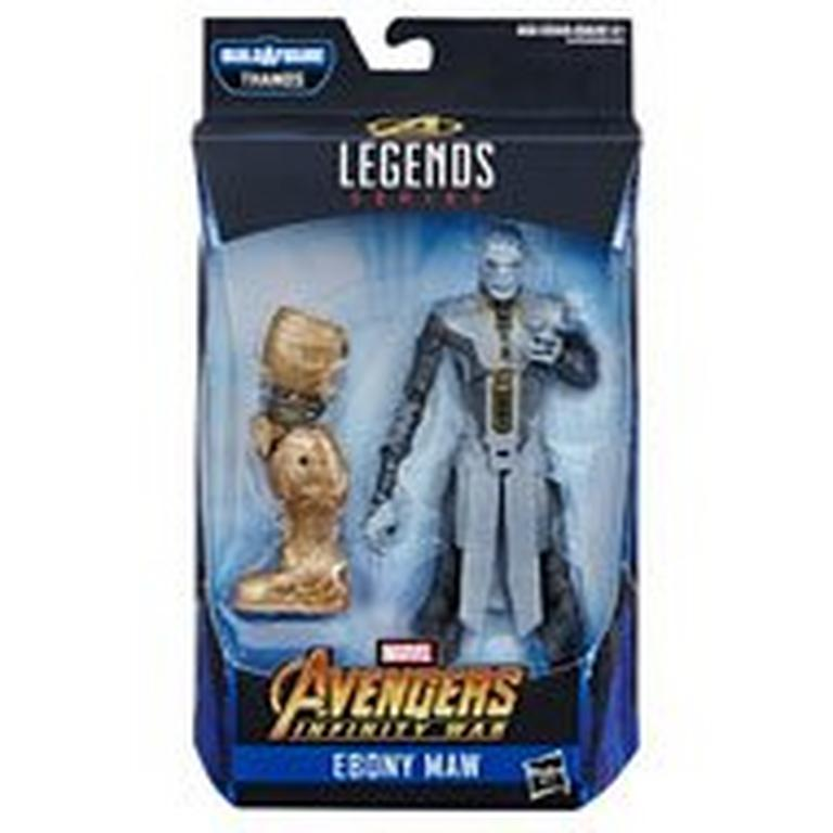 Marvel Legends Series Avengers: Endgame Ebony Maw Action Figure