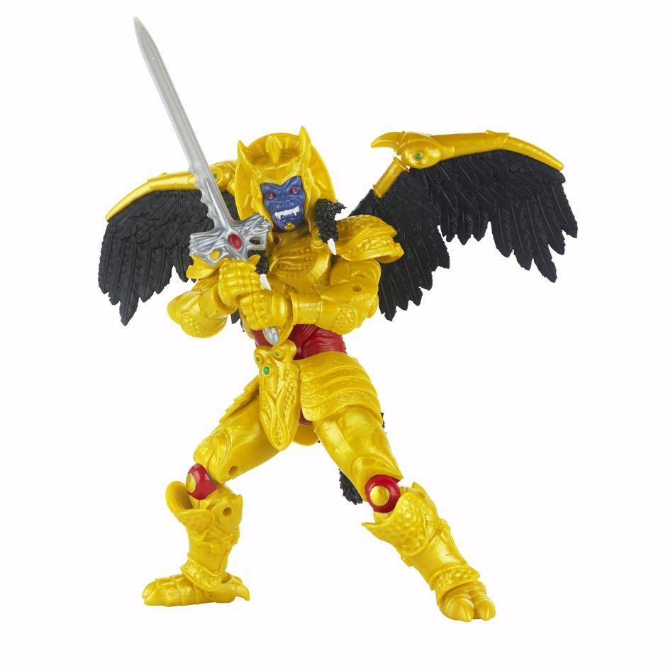 """Power Rangers Lightning WHITE RANGER Loose Complete 6/"""" Inch Hasbro IN HAND!!"""