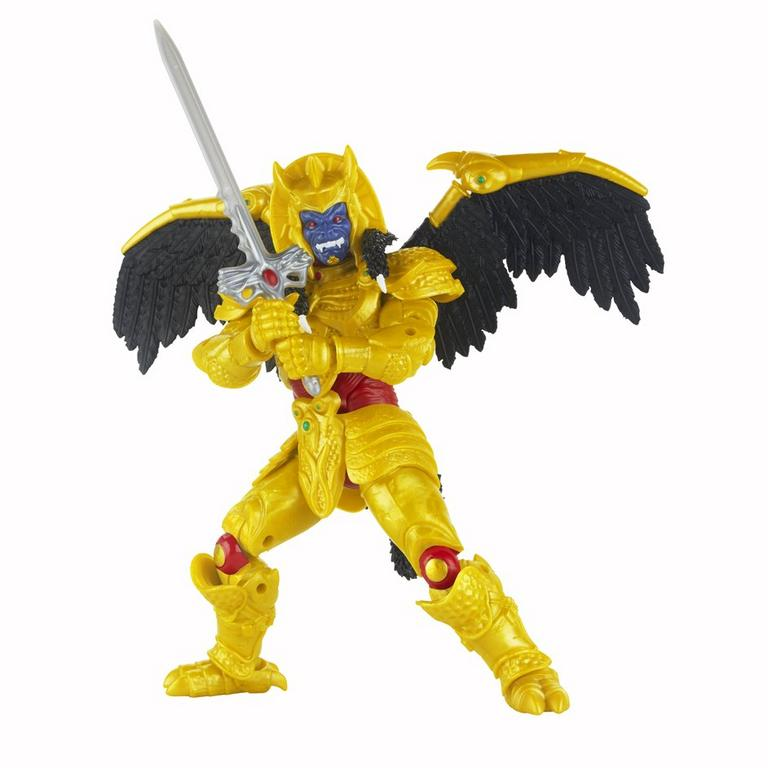 Mighty Morphin Power Rangers Lightning Collection Goldar Figure Only at GameStop