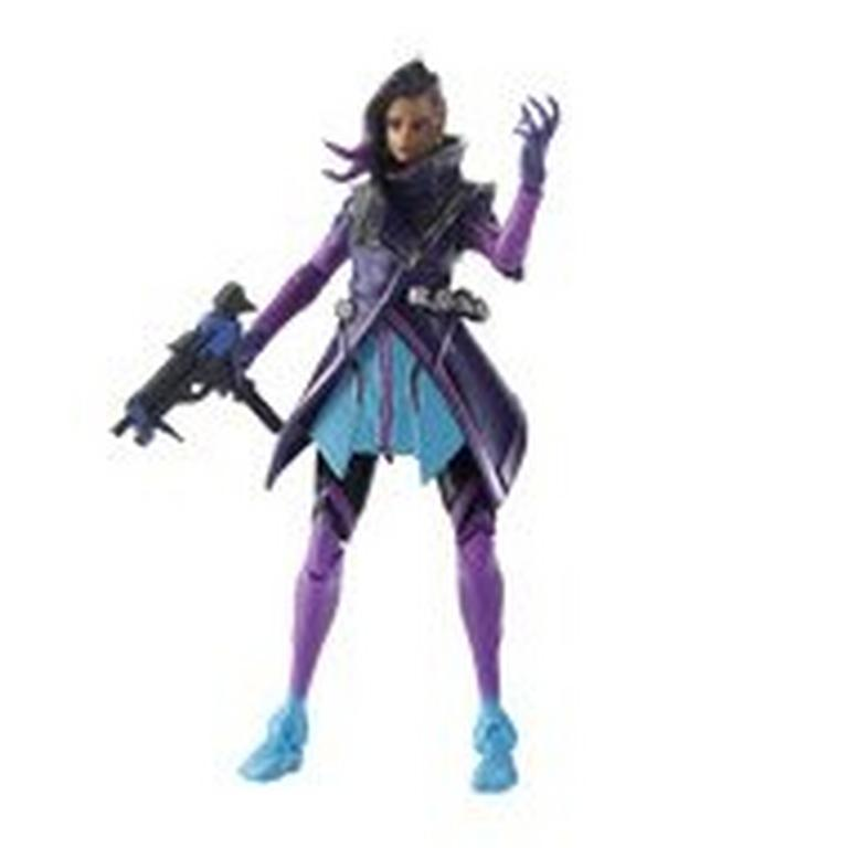 Overwatch Sombra Ultimate Series Collectible Action Figure