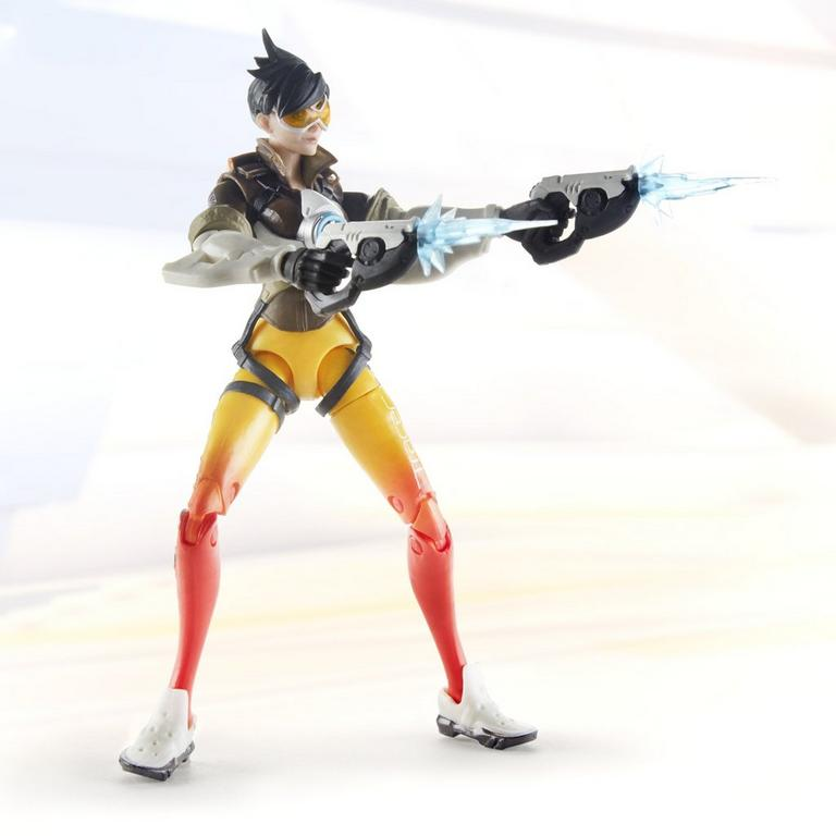 Overwatch Ultimate Series Tracer Collectible Action Figure