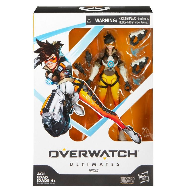 Overwatch Tracer Ultimate Series Collectible Action Figure