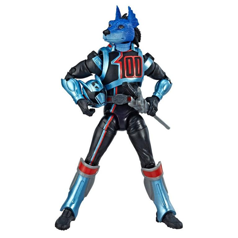 Power Rangers Space Patrol Delta Shadow Ranger Lightning Collection Action Figure