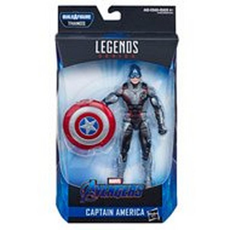 Marvel Legends Series Avengers: Endgame Captain America Action Figure