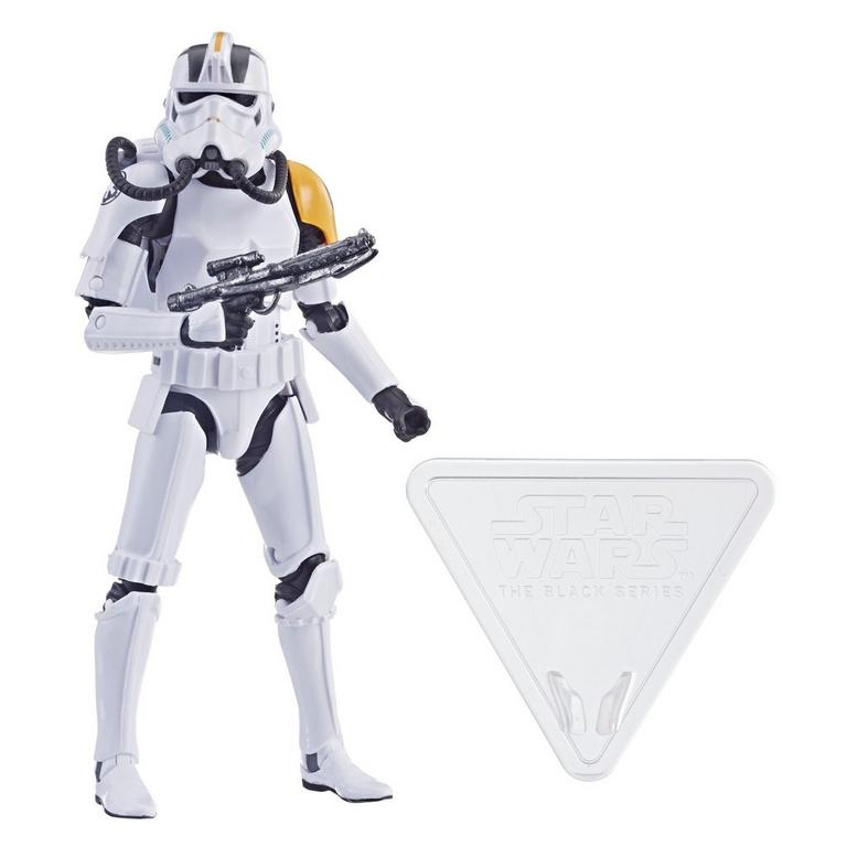 Star Wars Imperial Jumptrooper The Black Series Action Figure Only at GameStop
