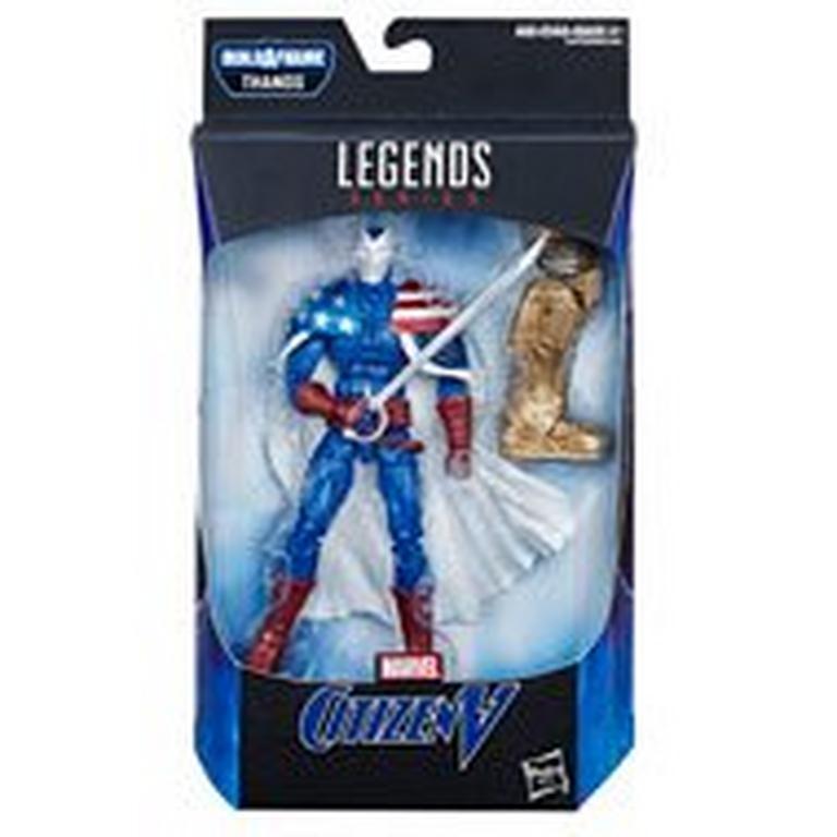 Marvel Legends Series Avengers: Endgame Citizen V Action Figure