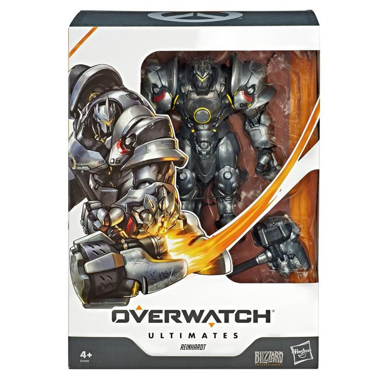 Overwatch Ultimate Series Reinhardt Figure