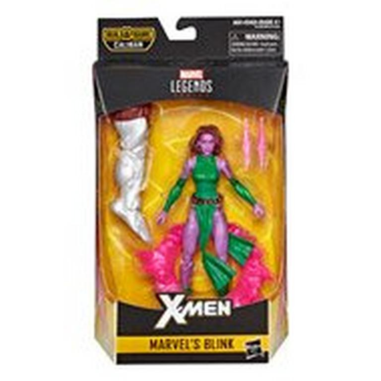 Marvel Legends Series X-Men Blink Action Figure