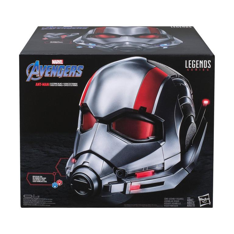 Marvel Legends Series Ant-Man Roleplay Premium Collector Movie Electronic Helmet