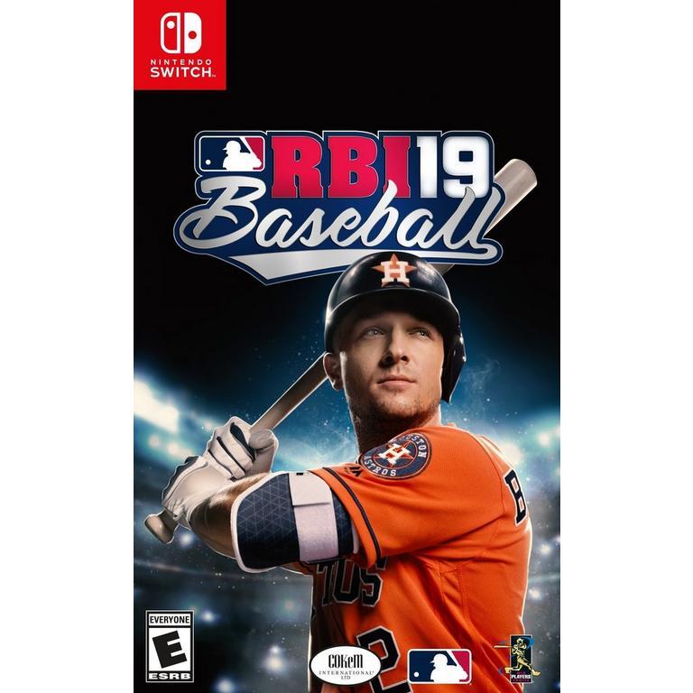 RBI Baseball 19 - Nintendo Switch