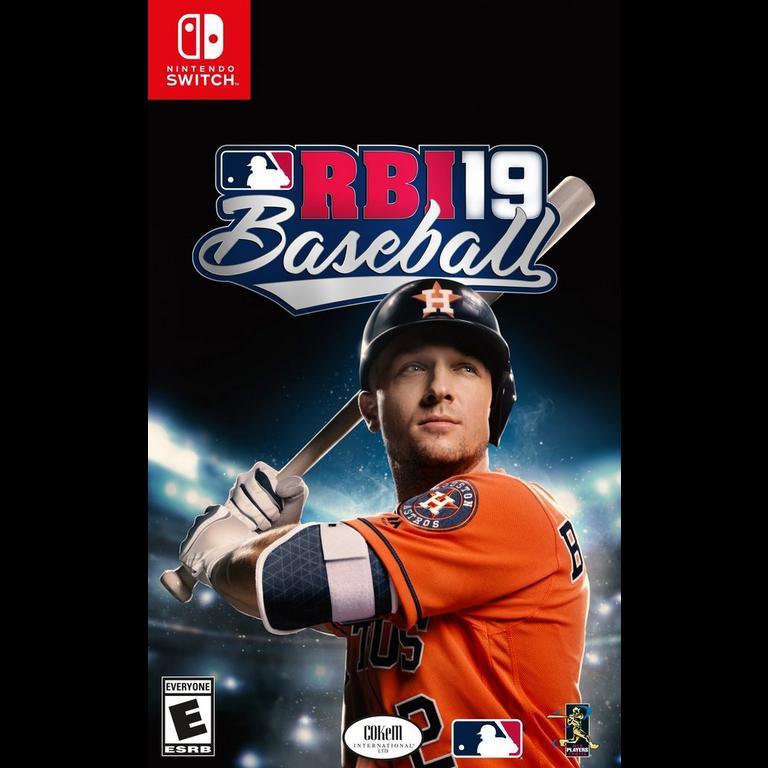 RBI Baseball 19