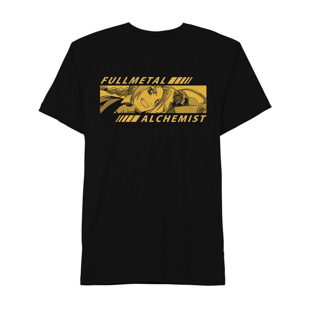 best cheap 4e60a 8fbad Fullmetal Alchemist Banner T-Shirt | GameStop