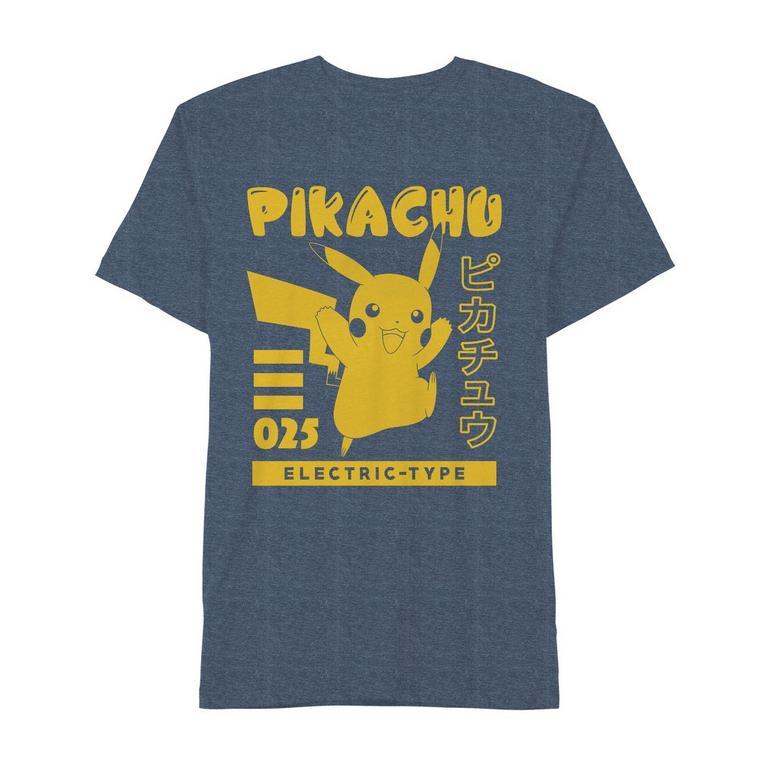 Pokemon Pikachu Electric Type T-Shirt