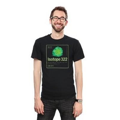 Rick and Morty Isotope T-Shirt