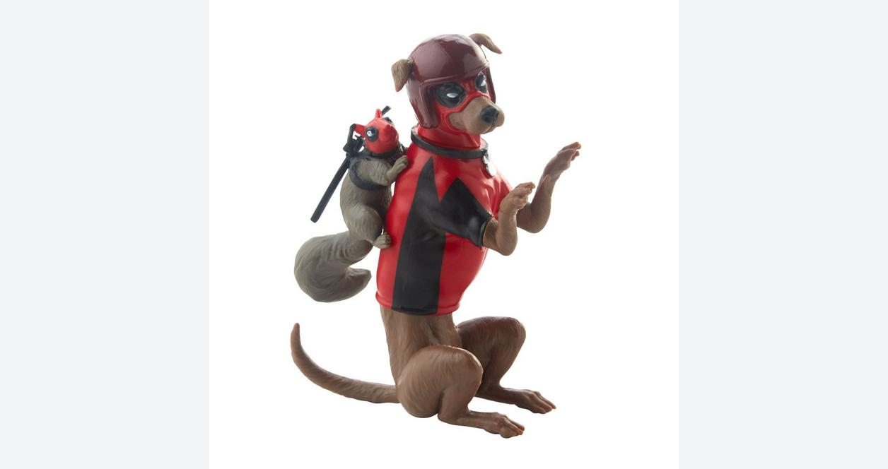 Marvel Legends Series Deadpool with Scooter Action Figure