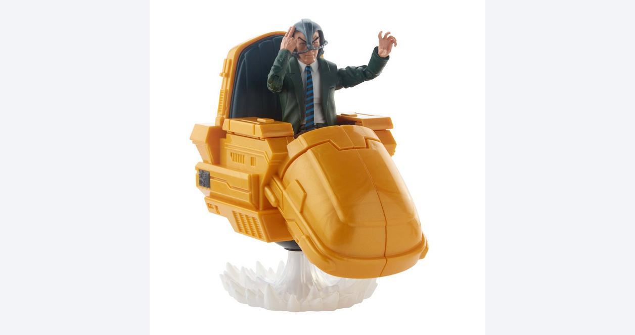 Marvel Legends Series X-Men Professor X with Hover Chair Action Figure
