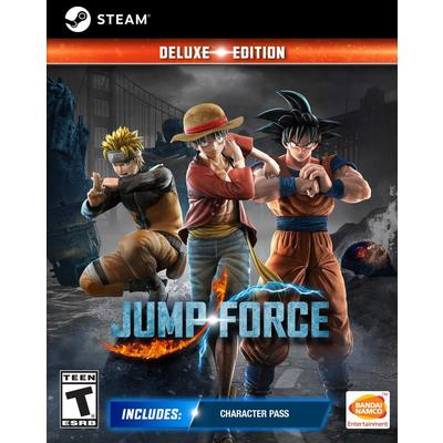 Jump Force Digital Deluxe Edition