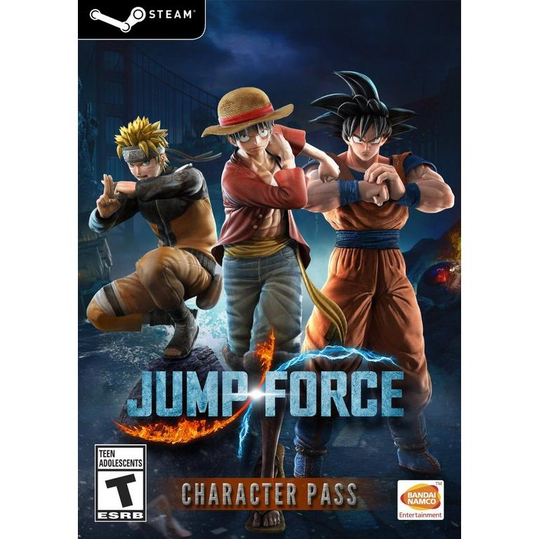 Jump Force Character Pass