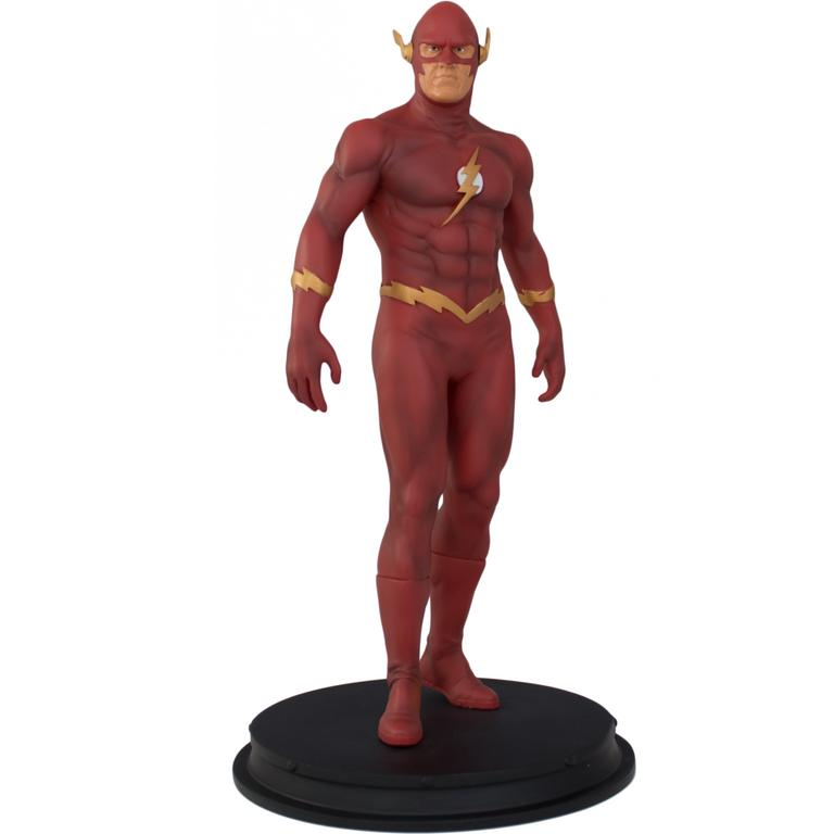 The Flash TV Elseworlds Earth-90 The Flash Statue