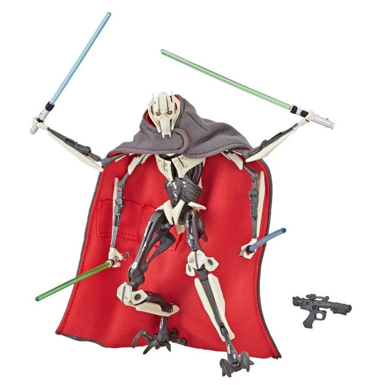 Star Wars General Grievous The Black Series Deluxe Action Figure
