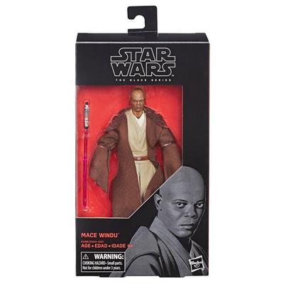 Star Wars: The Black Series Mace Windu Figure