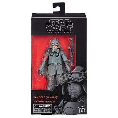 Star Wars: The Black Series Han Solo Mimban Figure
