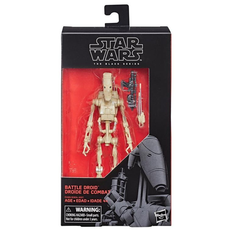 Star Wars Battle Droid The Black Series Action Figure