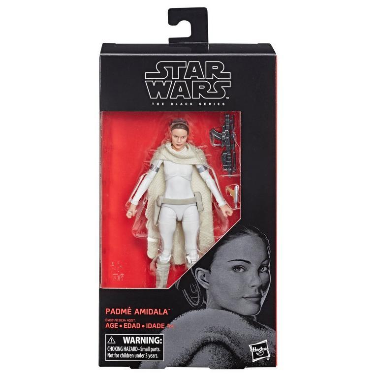 Star Wars: The Black Series Padme Amidala Figure