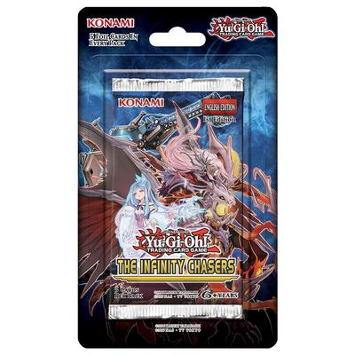 Yu-Gi-Oh! Trading Card Game The Infinity Chasers Booster Pack