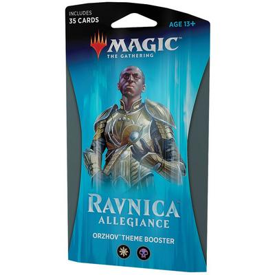 Magic: The Gathering Ravnica Allegiance Orzhov Theme Booster