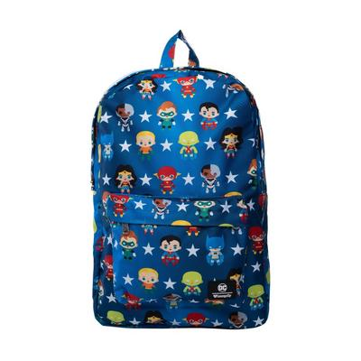 Justice League Chibi Characters Backpack