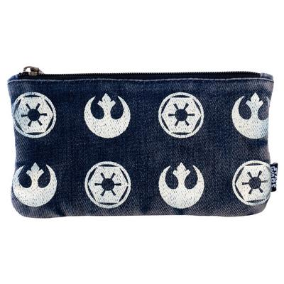 Star Wars Imperial and Rebel Logos Pouch