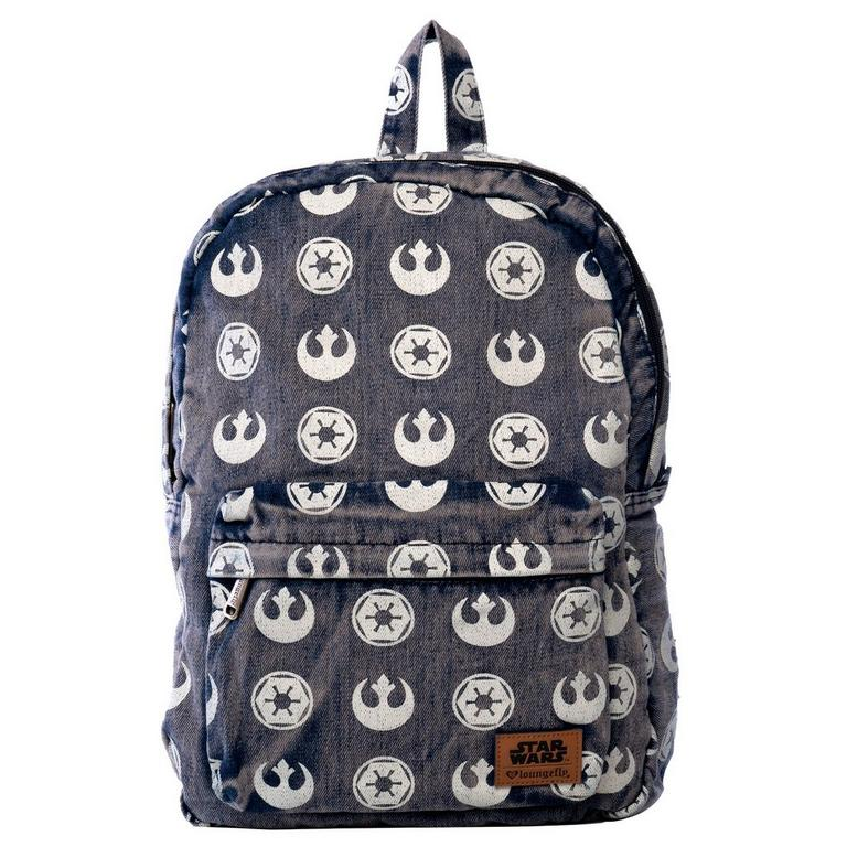 Star Wars Emblems Print Backpack