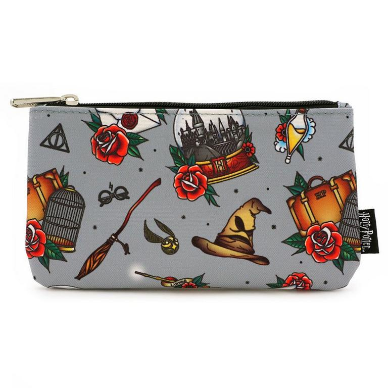 Harry Potter Relic Tattoo Pouch