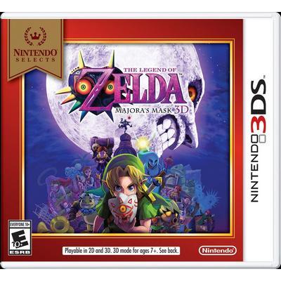 The Legend of Zelda: Majora's Mask - Nintendo Selects