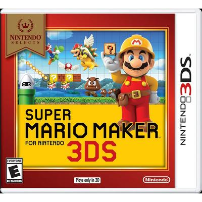 Super Mario Maker for 3DS - Nintendo Selects